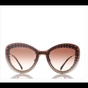 Chanel Buterfly Pear Sunglasses